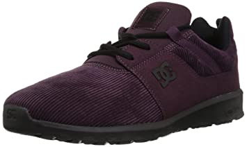 79761a9e9 Tênis Dc Shoes Heathrow Tx Se Feminino - Bordô - 36: Amazon.com.br ...