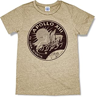 product image for Hank Player U.S.A. NASA Apollo 13 Insignia Men's T-Shirt