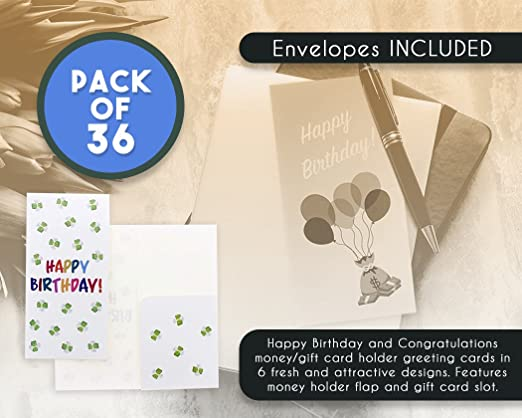 Amazon Birthday Cards Box Set