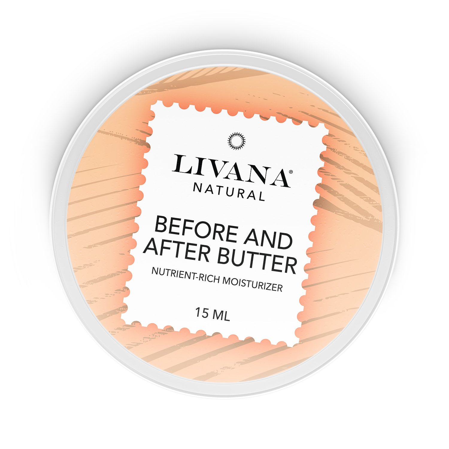 Livana Before and After Butter (15 ml)