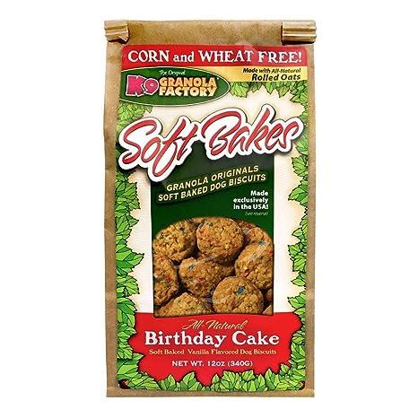 Amazon.com: K9 Granola Factory k900334 suave Bakes torta de ...