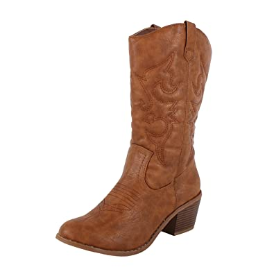 cheap cowboy boots for women review
