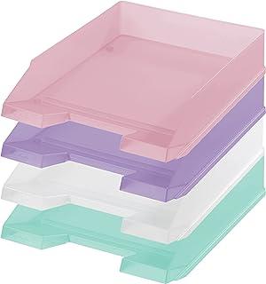 Stehsammler t/ürkis Plastik Stehordner Farbe