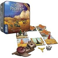 Devir - El Desert Prohibit, Juego de Mesa