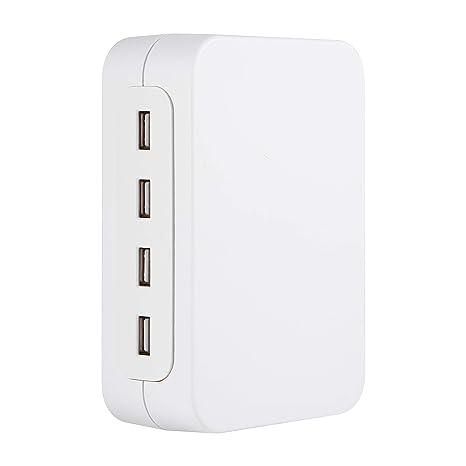 Amazon.com: GE Ultra Pro USB Charging Surge Protector, 4 USB ...