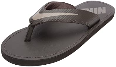 Nike Men s Chroma Thong Iv Dark Storm and Iron Flip-Flops and House Slippers afd246560