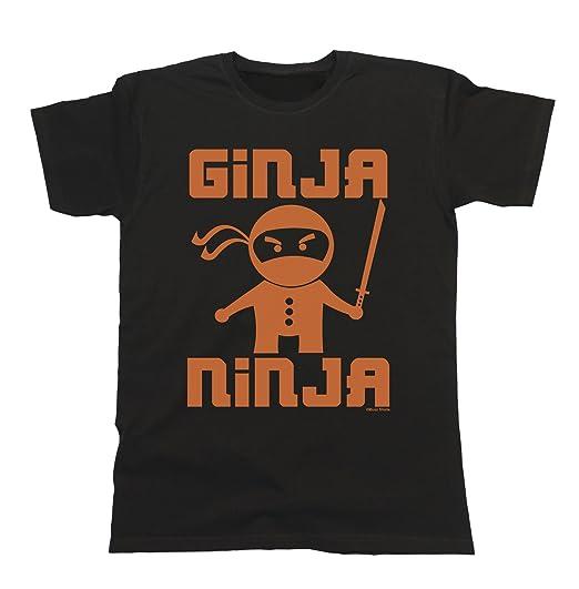 Amazon.com: Ginja Ninja T-Shirt Boys Girls Kids Ginger ...