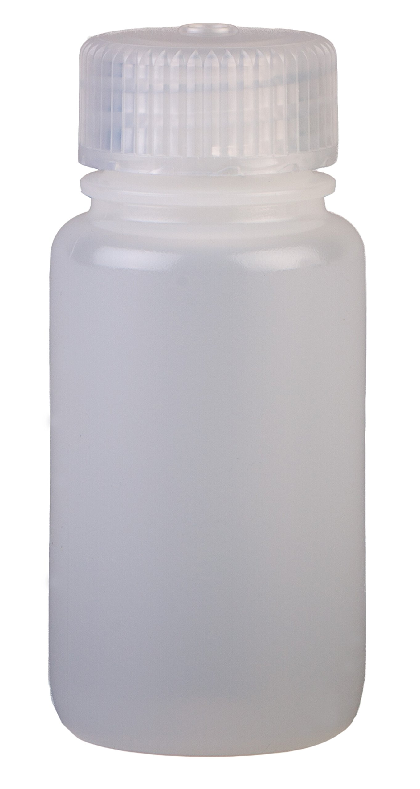 Consolidated Plastics 36041 Nalgene Wide Mouth Packaging Bottle, HDPE, 60 ml, 12 Piece