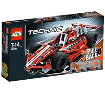 Lego Technic 42011 Action Rennwagen Amazonde Spielzeug
