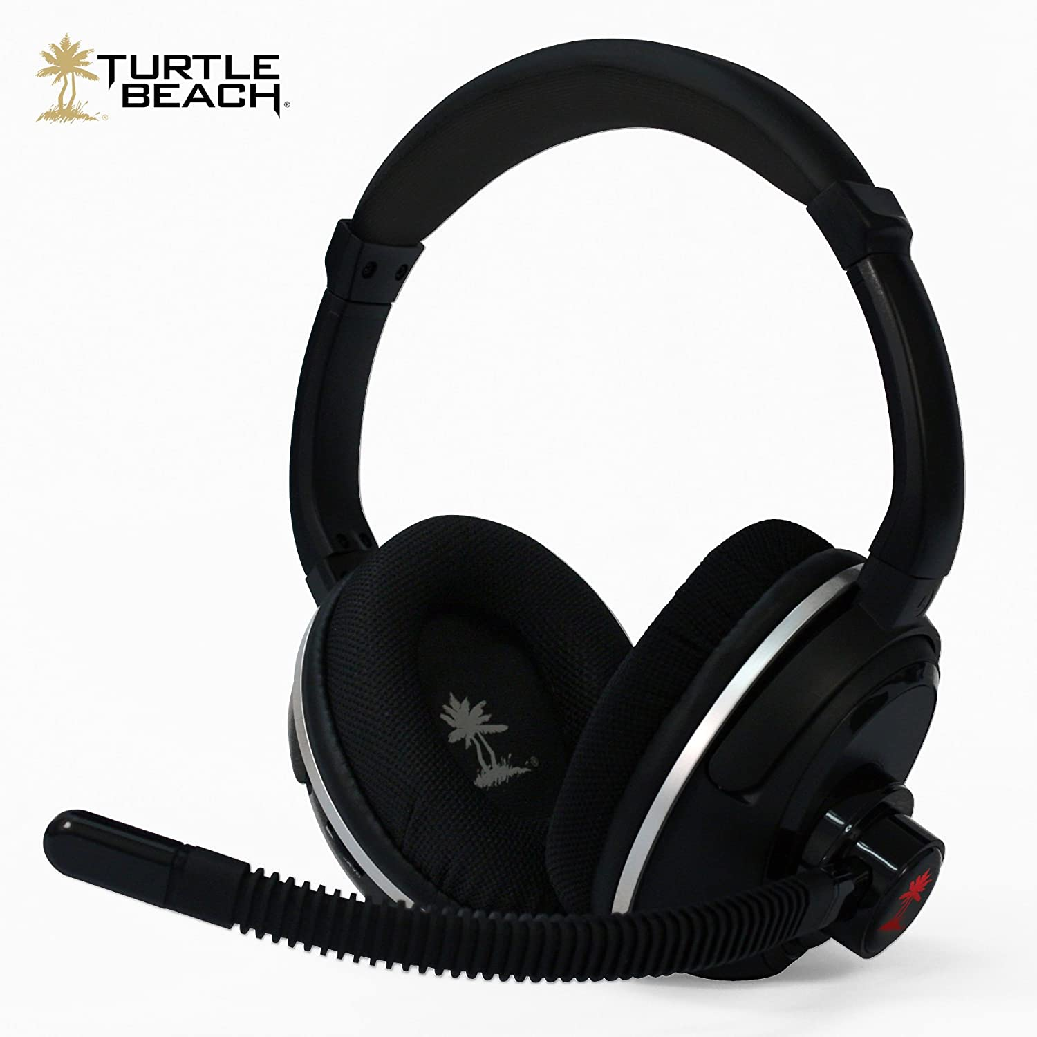 Turtle Beach Earforce PX3 - Auriculares de diadema inalámbricos para Xbox 360/PS3/PC: Amazon.es: Videojuegos