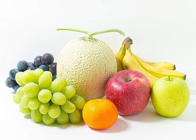 Amazon   御贈答 フルーツ 旬の果物 母の日 詰め合わせ 糖度選果 ギフト 贈り物 お祝い (厳選5点 メロン入り)   だし屋ジャパン セレクション   果物セット 通販