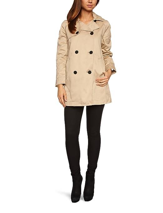Quiksilver Chaqueta para mujer, tamaño L, color marrón ...