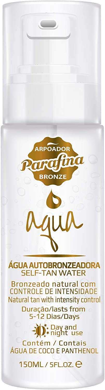 Parafina Aqua Autobronzeadora
