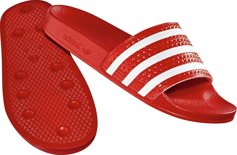 Adidas 10K - Zapatillas para Mujer 43 1/3 EU|Rojo Blanco