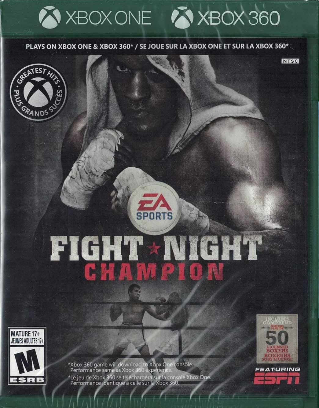 Fight Night Champion - Xbox 360/Xbox One by EA Games (Image #4)