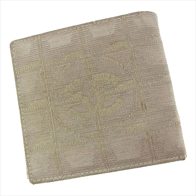 シャネル CHANEL 二つ折り財布 コンパクト 中古 人気 Y2780 B0772SHF32