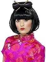 Smiffy's Women's Oriental Lady Wig Price I For Pieces