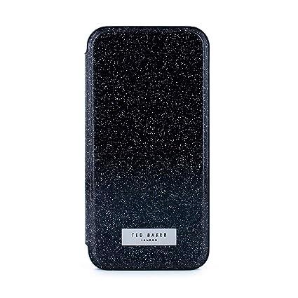 8bc232748 Ted Baker GLITSIE Fashion Mirror Folio Case for iPhone  Amazon.co.uk   Electronics