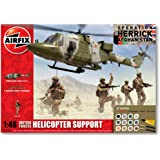 Airfix A50122 Operation Herrick British Forces - Helicopter Support Group 1:48 Scale Diorama Gift Set
