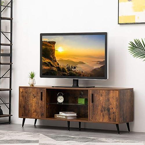Vonanda Mid-Century Modern TV Stand