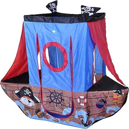 Zelt Piratenschiff: : Spielzeug