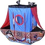 Knorrtoys 55701 Tente bateau avec motifs Pirates