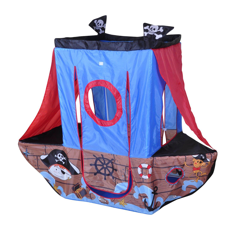 Knorrtoys 55701 Tente bateau avec motifs Pirates: Amazon.fr: Jeux et ...