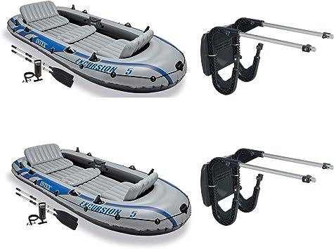 Amazon.com: Intex Kit de soporte para motor de barco para ...