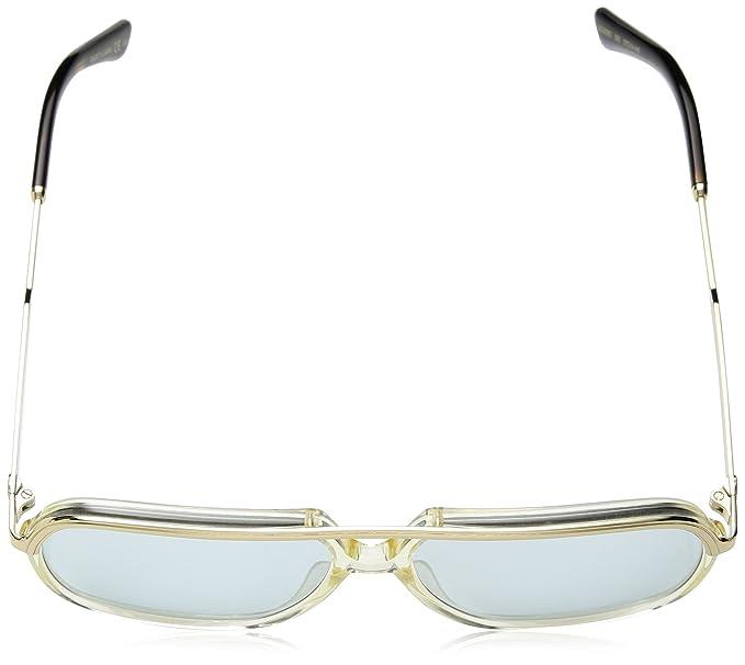 Amazon.com: Gucci GG0200S GG 0200S - Gafas de sol cuadradas ...