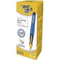BIC Kids Early Learner 1.3 mm HB Mechanical Pencil - Blue Barrel, Box of 12 Mechanical Pencils for Kids