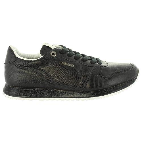 Zapatillas Deporte de Mujer PEPE JEANS PLS30724 Gable 999 Black: Amazon.es: Zapatos y complementos
