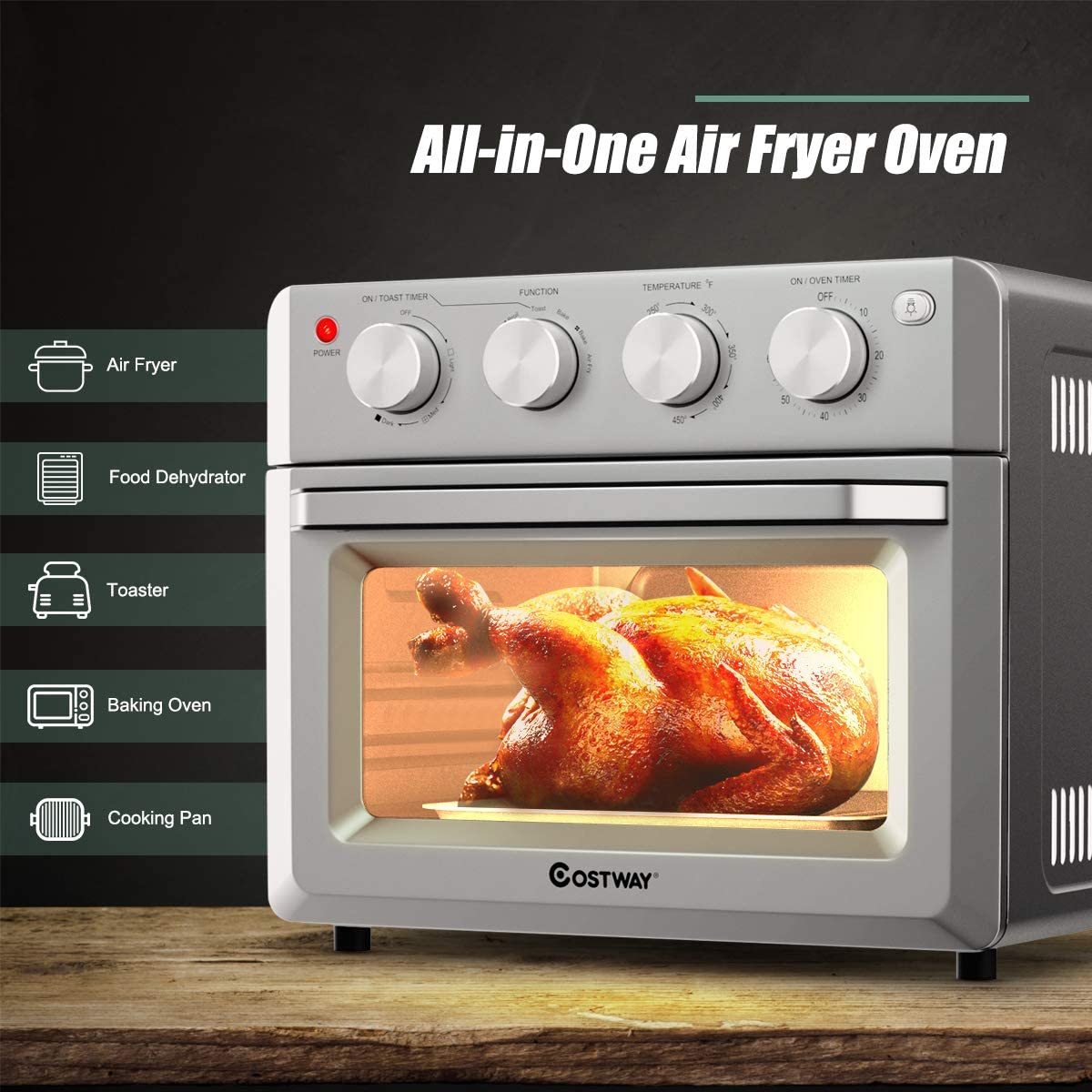convection-oven-for-airfrying-baking-grilling-drying-cooking