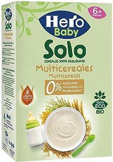 Holle - Papilla de Mijo para niños +4 meses, sin gluten ...