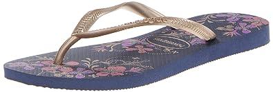 43fcccbd338967 Havaianas Women s Slim Season Flip Flop