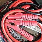 Oblong Cavi Batteria per Auto Cavi di Avviamento di Emergenza 2000AMP 3 Metri per Auto Camper Furgone Camion Fino a 3.5 Cilindrata