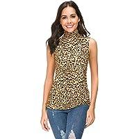 APRLL Women Basic Slim Long Sleeve Soft Turtleneck T Shirt Blouse Tops (XS-XL)