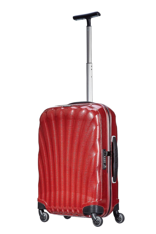 [サムソナイト] スーツケース コスモライト スピナー55 36L 機内持込可 10年保証 (旧モデル) B00BVP2JHAレッド
