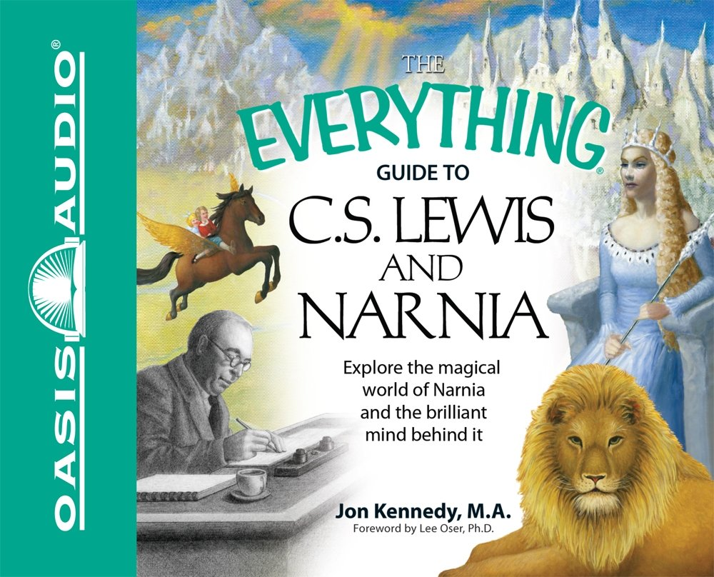 Read Online The Everything Guide to C.S. Lewis & Narnia (Everything Books) pdf