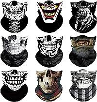 foulard tête de mort 15