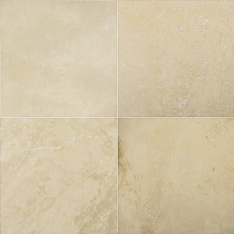 Emser Tile T06traviv1818fh Travertine Crosscut Filled Honed