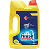 Finish Dishwasher Detergent Powder Lemon, 2.5kg