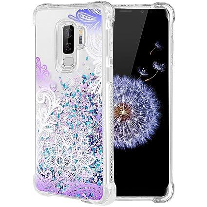 Amazon.com: Caka Galaxy S9 Plus Funda, Galaxy S9 Plus ...