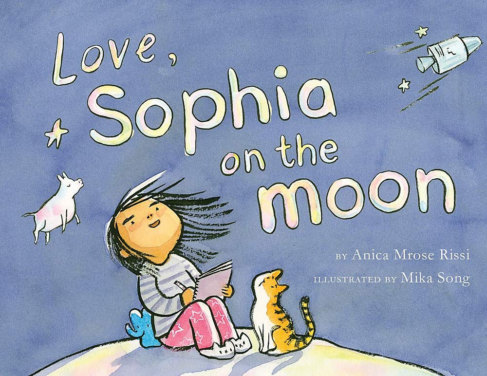Love, Sophia on the Moon: Rissi, Anica Mrose, Song, Mika, Song ...