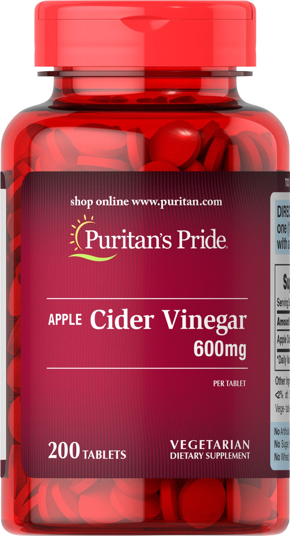 Amazon.com: Puritans Pride One A Day Cranberry Capsules