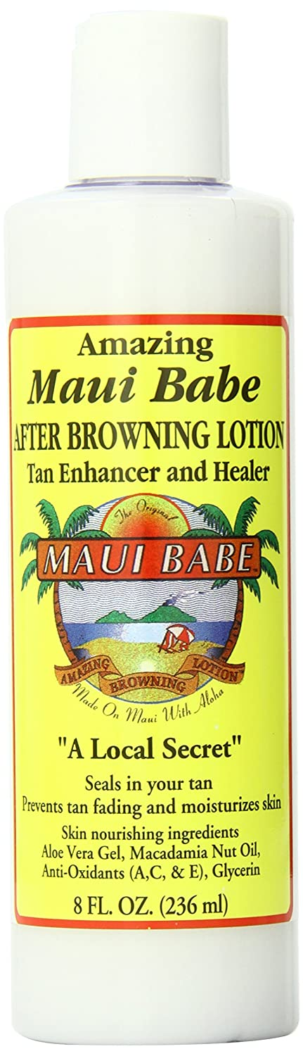Maui Babe After Browning Tanning Lotion Best After-Sun Lotions