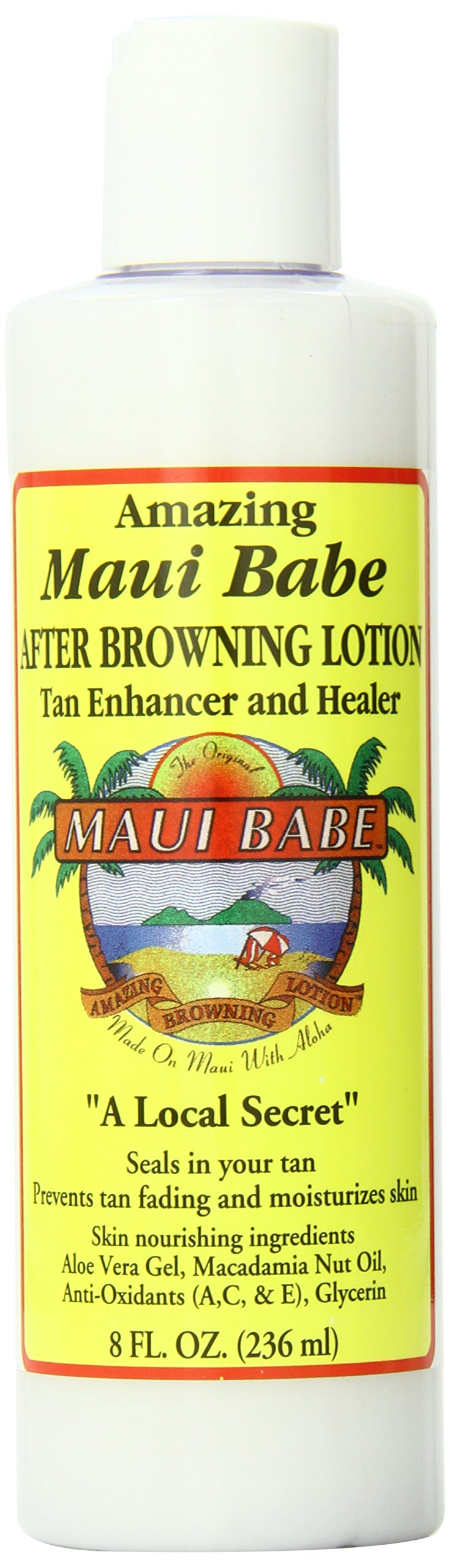 Maui Babe After Browning Tanning Lotion 8 Ounces by Maui Babe