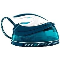Philips GC7831/20 - Centro de planchado, autonomía ilimitada, OptimalTemp, 5.8 bares, golpe vapor 330 g, 1.5 l, color azul