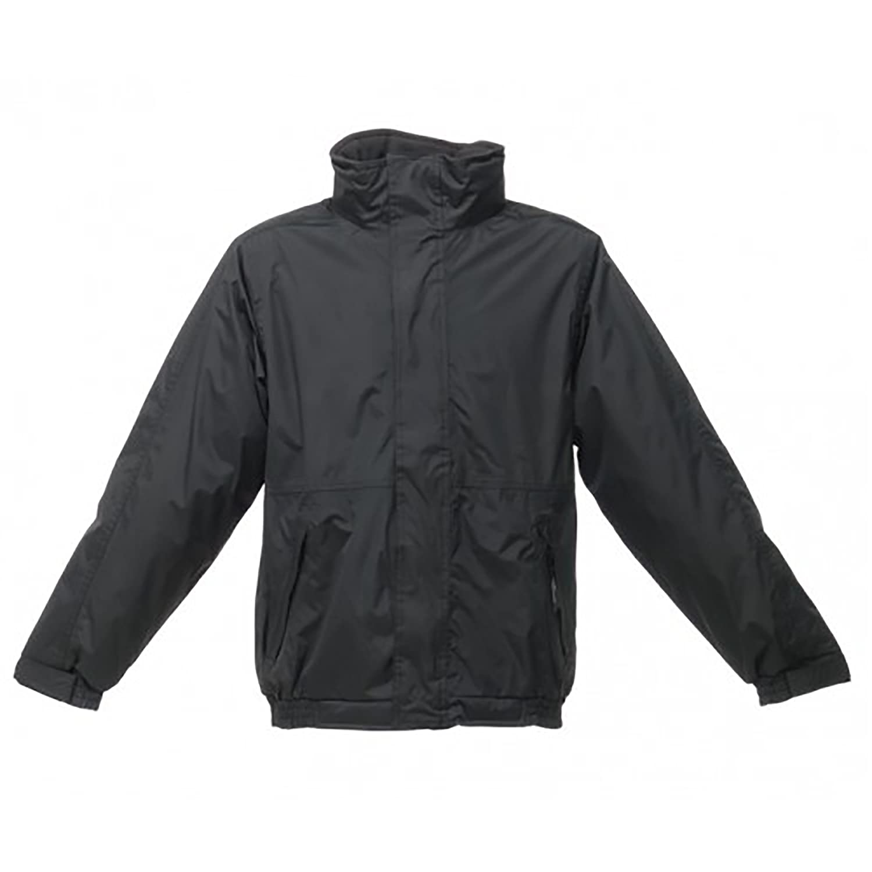 Dark Green//Dark Green L Regatta Dover Waterproof Windproof Jacket Thermo-Guard Insulation