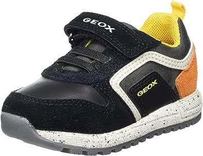 Geox B Alben Boy C, Sneaker Niños