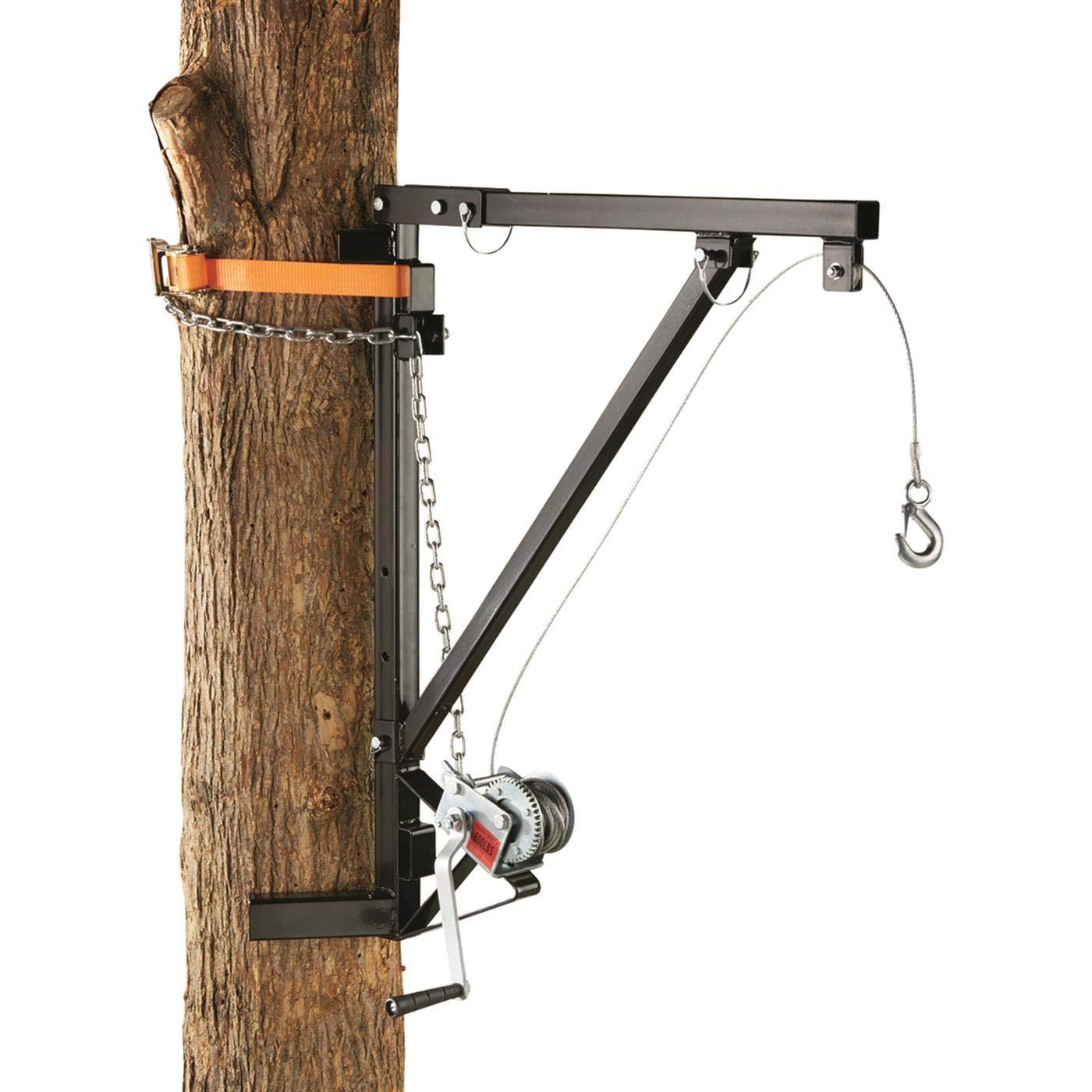 Guide Gear Tree Mounted Deer Hoist by Guide Gear